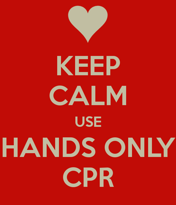 a guide to hands only cpr cpr test